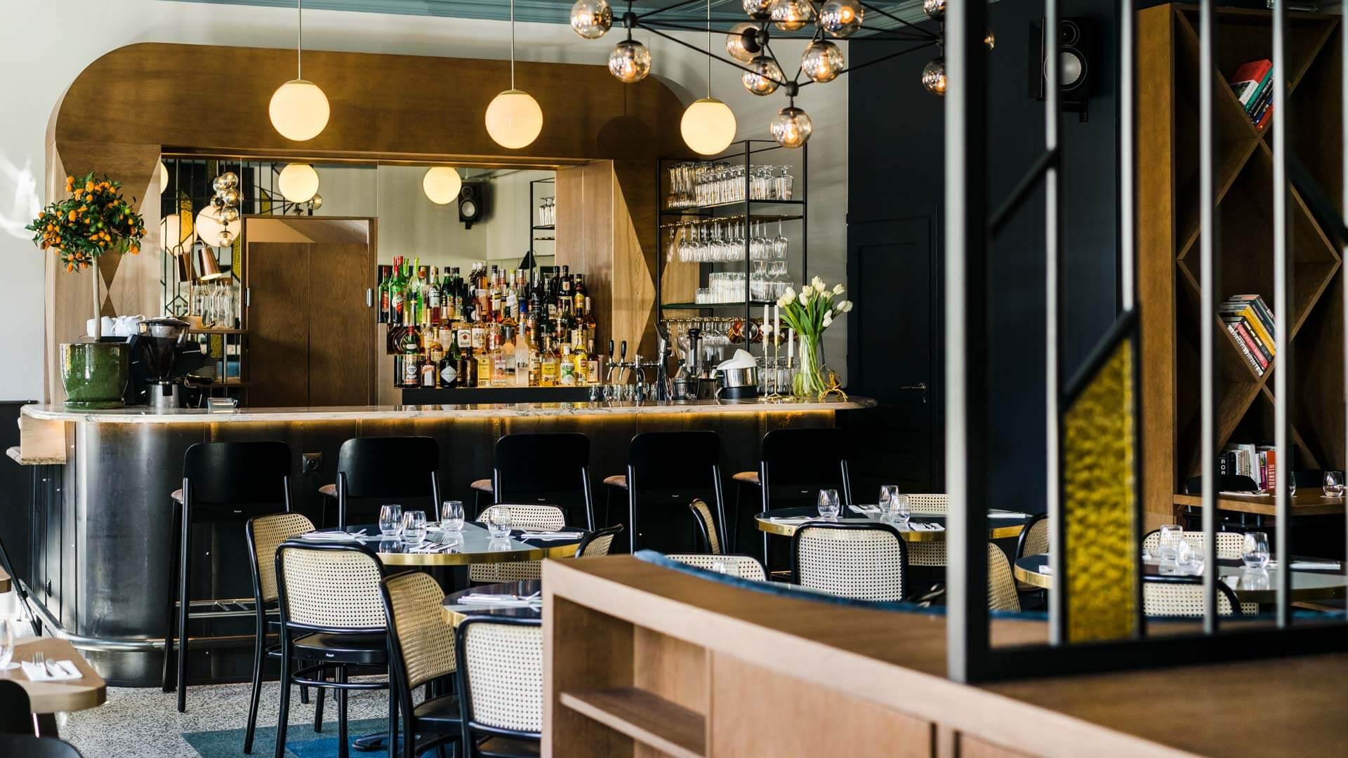 Restauracja W Centrum Radomia Kraft Bistro